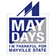 May Days I'm Thankful for Mayville State Contribution