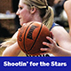 "Lady Comets ""Shootin' for the Stars"" Campaign"