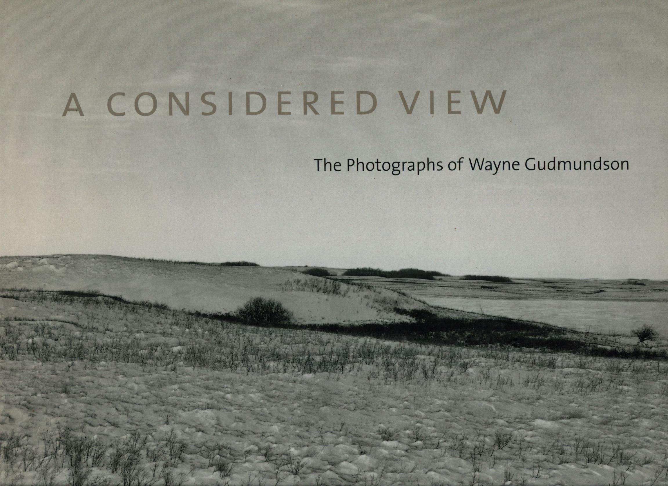 Considered View, A